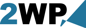 2WP Mobile Retina Logo