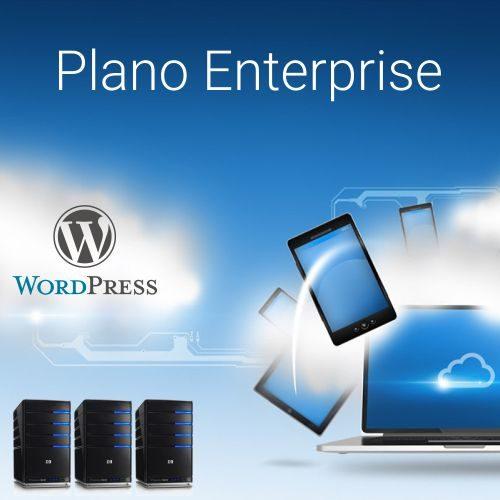 Plano Enterprise - Hospedagem Profissional em WordPress