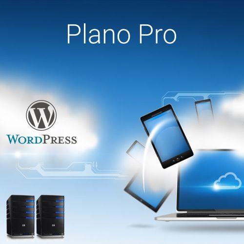 Plano Pro - Hospedagem Profissional em WordPress