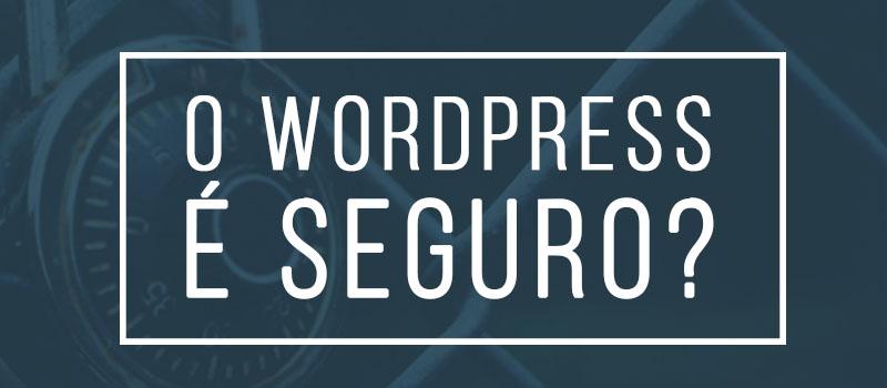 Segurança do WordPress