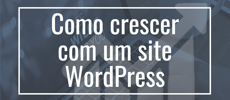 Site em WordPress - 2WP