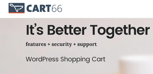 Cart66 vs WooCommerce